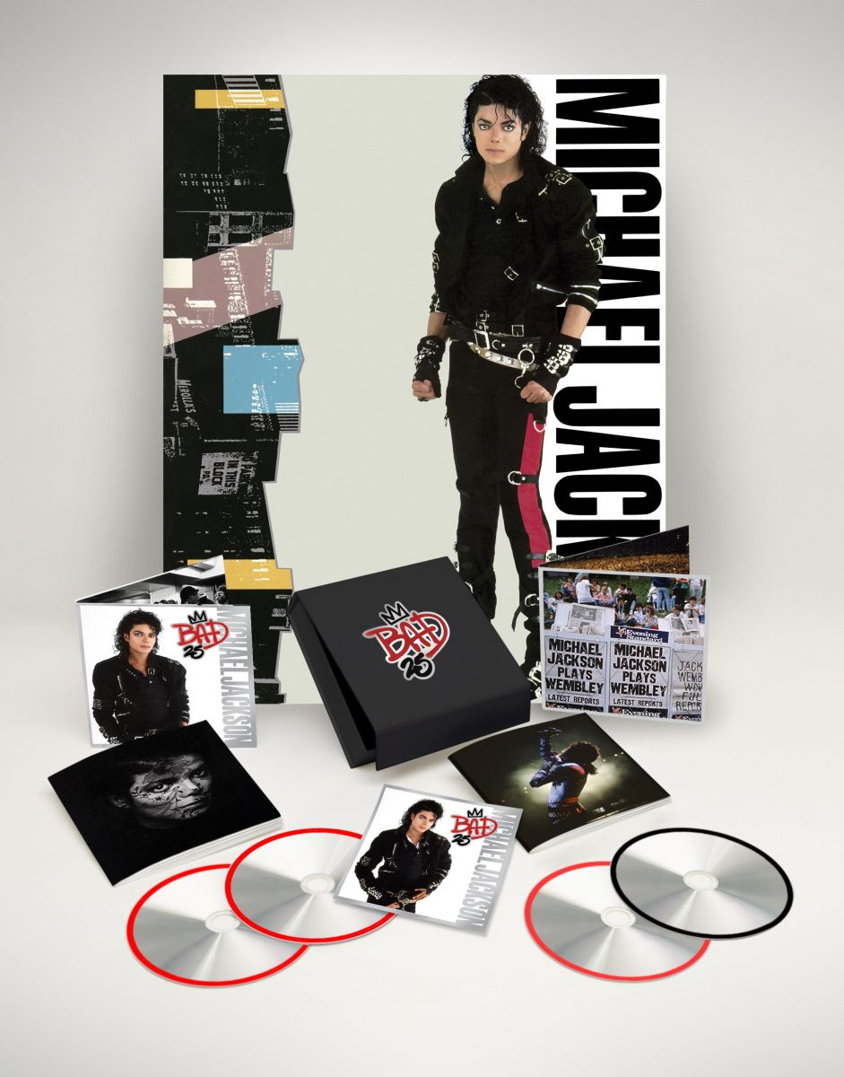 Bad 25, un nouvel album!!!!!!!