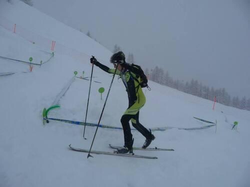 Championnat de France de Sprint à Chamonix