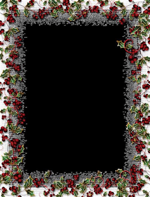 Cadre de Noël /1