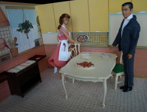 Barbie vintage : Barbie-Q