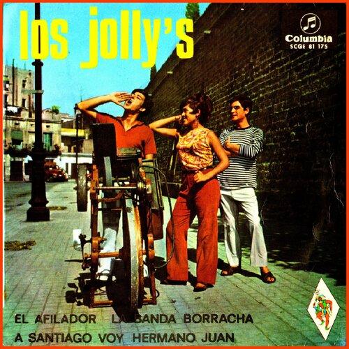 Los Jolly´s - A Santiago voy