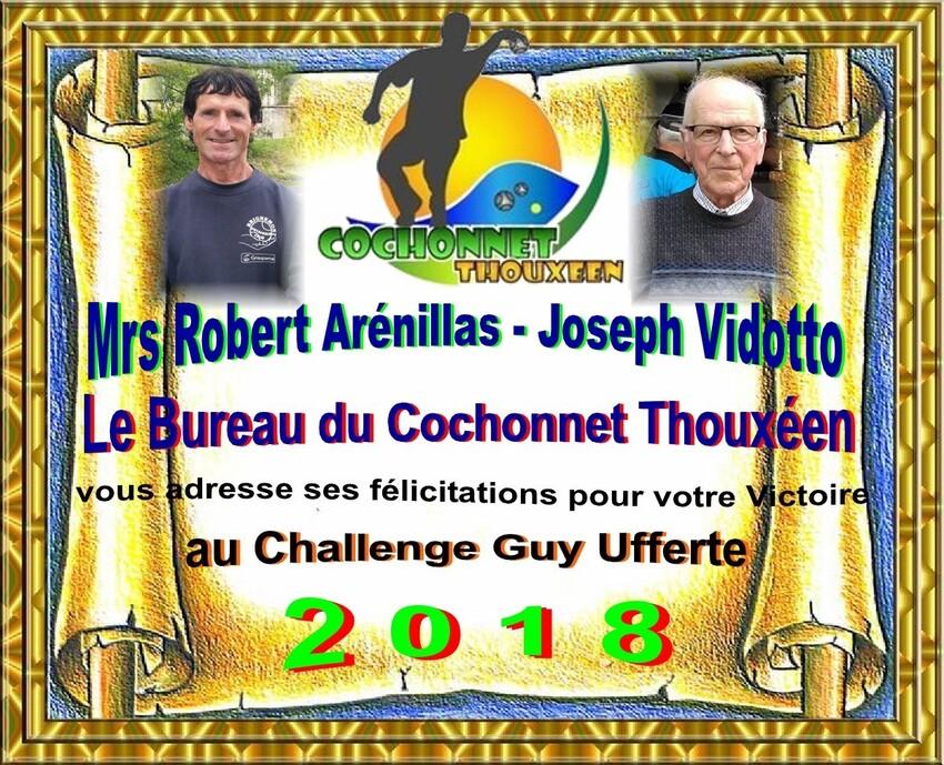 2ième Challenge Guy Ufferte.