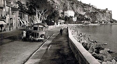 Les autocars avant guerre