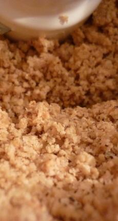 Pralin maison (poudre et pâte)