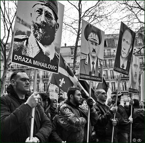 C'était en février 2013 Boulevard Saint-Germain à Paris... nous connaissons la suite