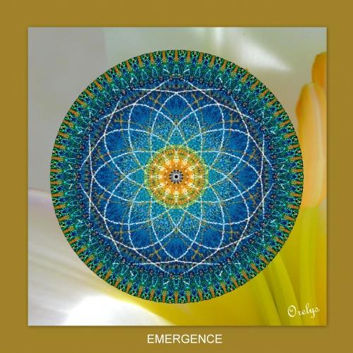 Mandala : émergence