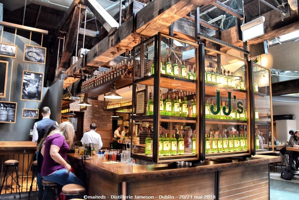 Distillerie Jameson - Dublin - Irlande (4)