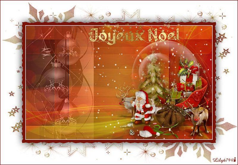 """Nouveau tuto """" Noël 2014 """""""