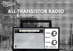 La web radio qui change de l'ordinaire : Magic Transistor