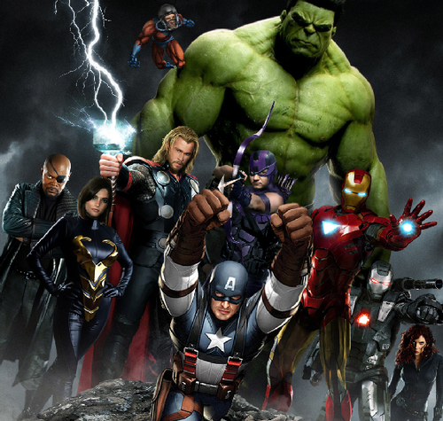 {Film action/comics/aventures] Avengers