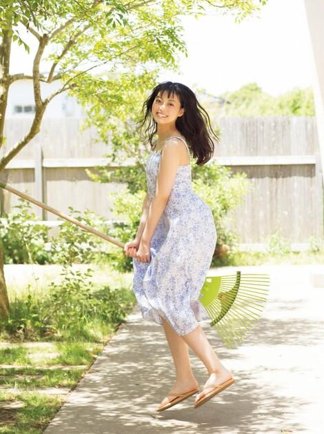 WEB Magazine : ( [FRIDAY Digital - Gravure] - |FRIDAY - 06/01/2020 - Momoka Taniguchi : 谷口桃香 ときめく美ボディ 身長162㎝にして股下80㎝!| )