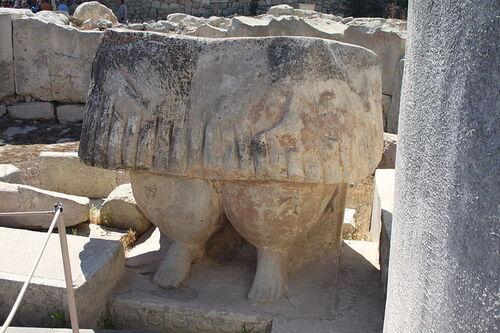 Patrimoine mondial de 'Unesco : Les temples mégalithiques de Malte