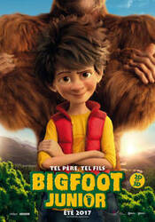 Affiche Bigfoot Junior
