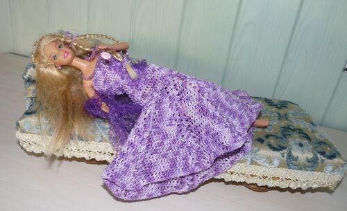 Ondine : Barbie Sirène...Nymphe...Naïade