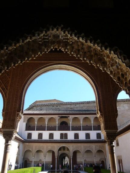 Grenade - L'Alhambra 3/4