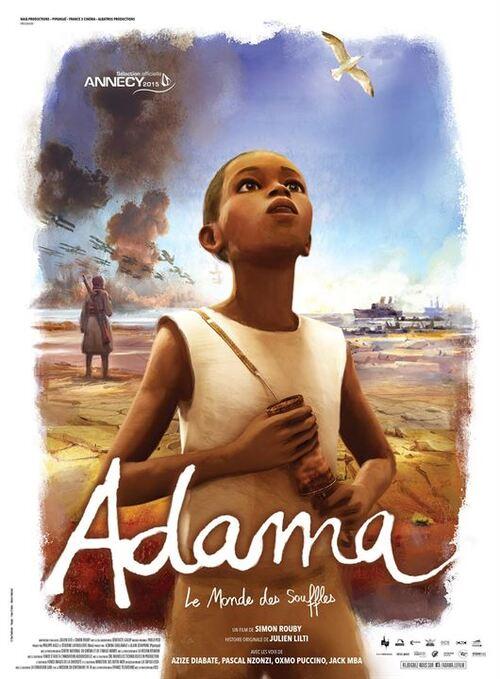 Adama, le film