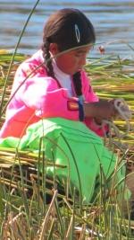 Titicaca, entre Pérou et Bolivie