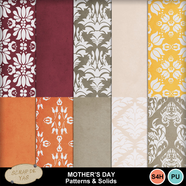 Mother's day.... May 10th / 10 mai Pv0317