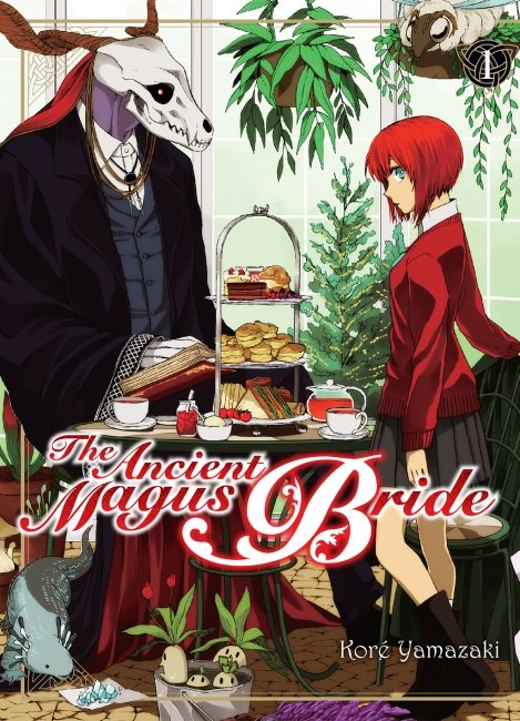 Manga - The ancient magus bride
