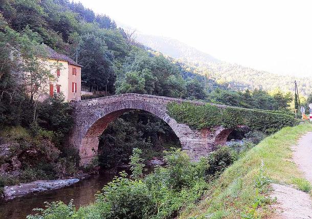 Chemin de Stevenson - Cassagnas (16 km)