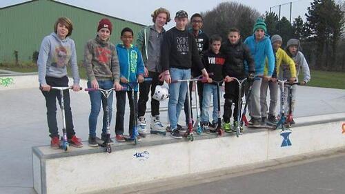 Skate park pour sport'IFS