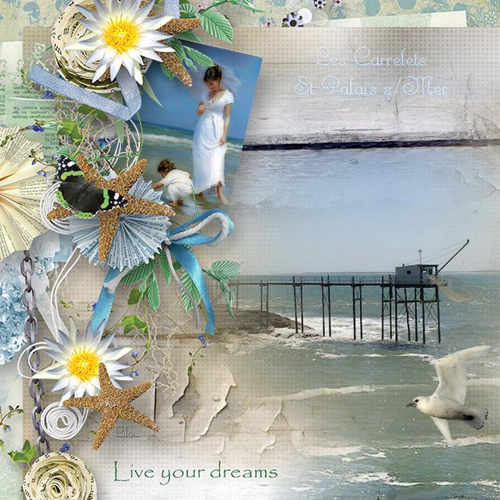 Dreaming sea