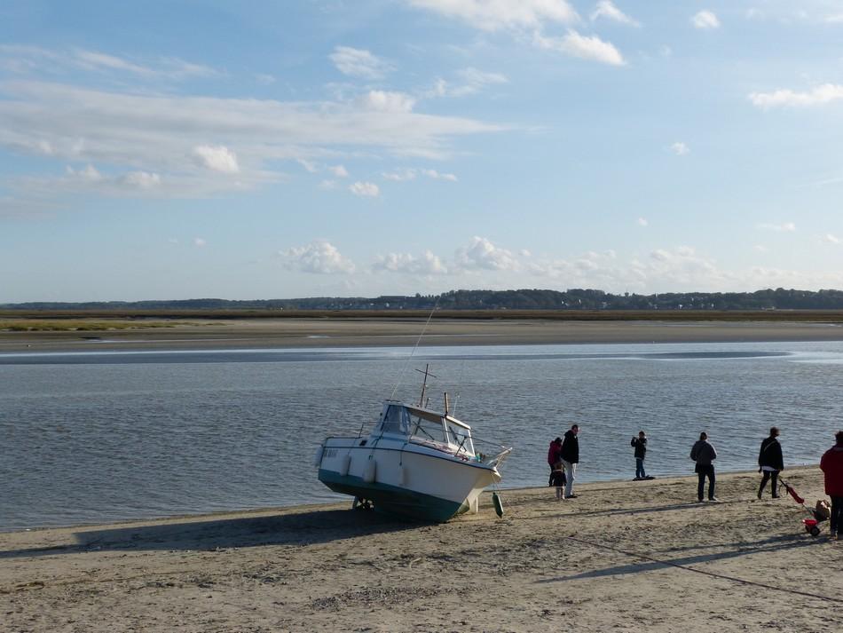Baie de la Somme, Le Crotoy