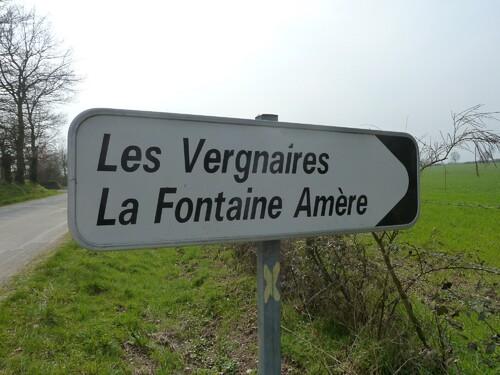 Balade à Nueil, Les Aubiers et aux Alentours....