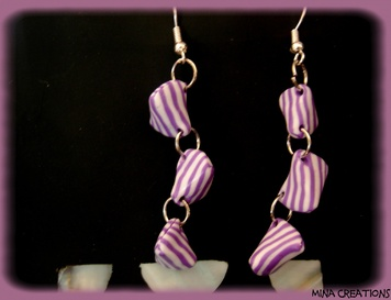 "Boucles ""Gourmands secrets"""