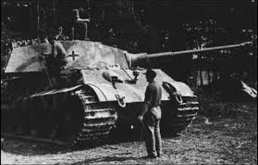 Le Tigre II - Le Fauve de la Panzerwaffe