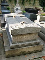 * Visite du cimetière Montparnasse