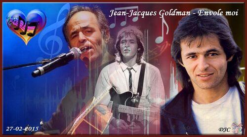Jean - Jacques Goldman  2015