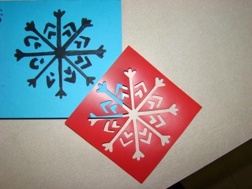 Cartes de Noël (intrascolaire)