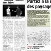 Article Wendlala Le Dauphiné Libéré le 19 Janvier 2018