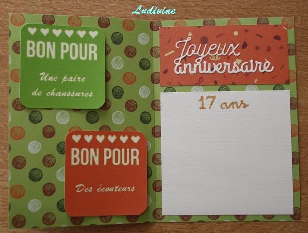 Cartes anniversaire... -2