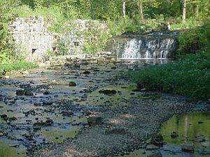 Jura, cascade du Hérisson 6