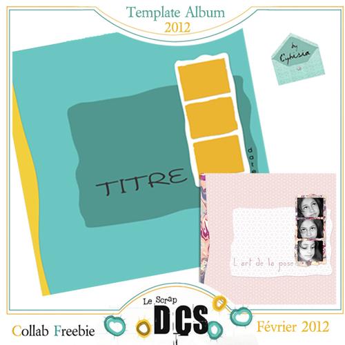 DCS / Pack Templates Février 2012