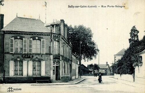 L'hôtel-restaurant « Le Pont de Sologne »