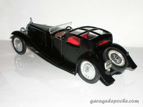 Bugatti Royale Coupé de ville 1930
