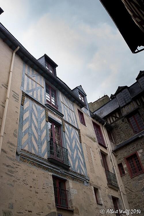 Bretagne - 10 août  2013 - Où  l'on est près de la fin...