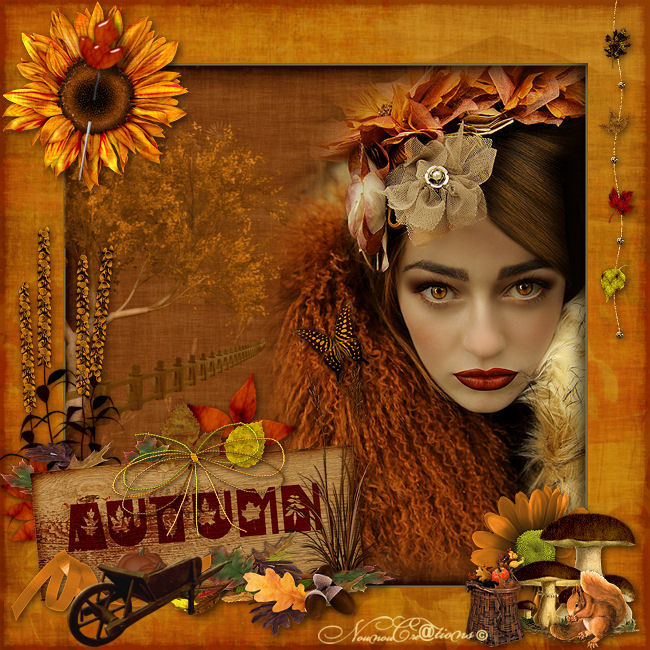 Mysterious Autumn