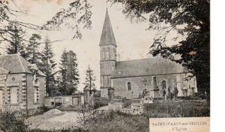 LES REMPARTS DE SAINT-VAAST-SUR-SEULLES (Calvados)