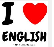 I love English (and hope he will)