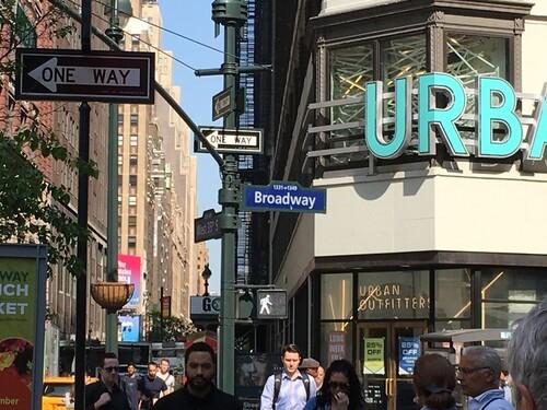NEW YORK 2016- Jour 8- Dernier jour