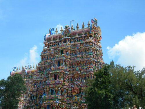 Direction Madurai et fin de notre périple