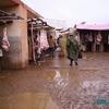 douar gzoula - souk - rayon boucherie allal et la boue