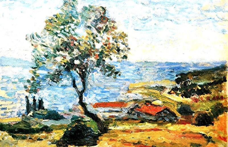 Matisse 3 /   1897-98 : de la Bretagne à la Corse ...