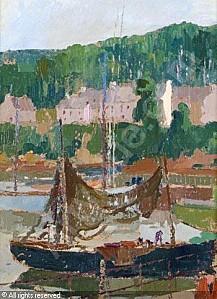 yan-robert-1901-1994-france-retour-de-peche-2221708