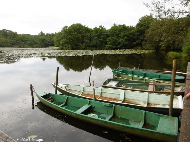 Une balade au Lac de LEON (40), le 21 septembre...