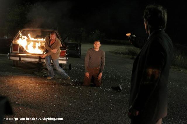 Prison Break Saison 2 Episode 13
